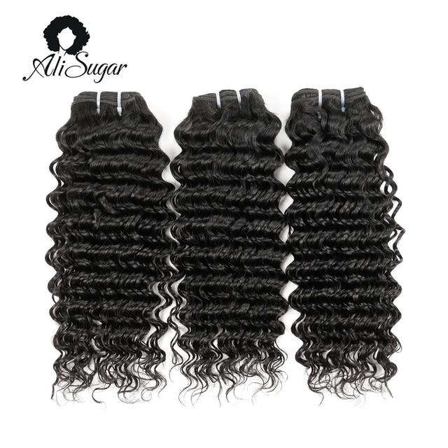 Ali Sugar Hair Malaysian Deep Wave 100 Virgin Hair Bundle Deals