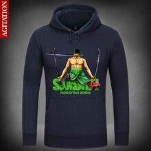 Roronoa Zoro Hoodie Hoody Pullover Sweatshirt