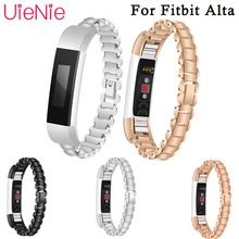 Unique shape band For Fitbit Alta smart watch frontier/classic replacement strap For Fitbit Alta HR wrist wristband accessories silicone band for fitbit alta watch band soft strap small large size replacement wristband for fitbit alta hr smart watch