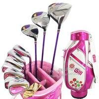 Precio Nuevo juego de palos de Golf para mujer GIII Compelete de palos Driver Fairway wood irons