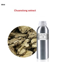 Cosmetics 50g/bottle Chinese herb Ligusticum chuanxiong extract essential base oil, organic cold pressed