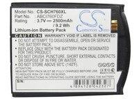 Cameron Sino 2500mAh Battery ABCI760FDZ For Samsung SCH I760 For Verizon SCH I760
