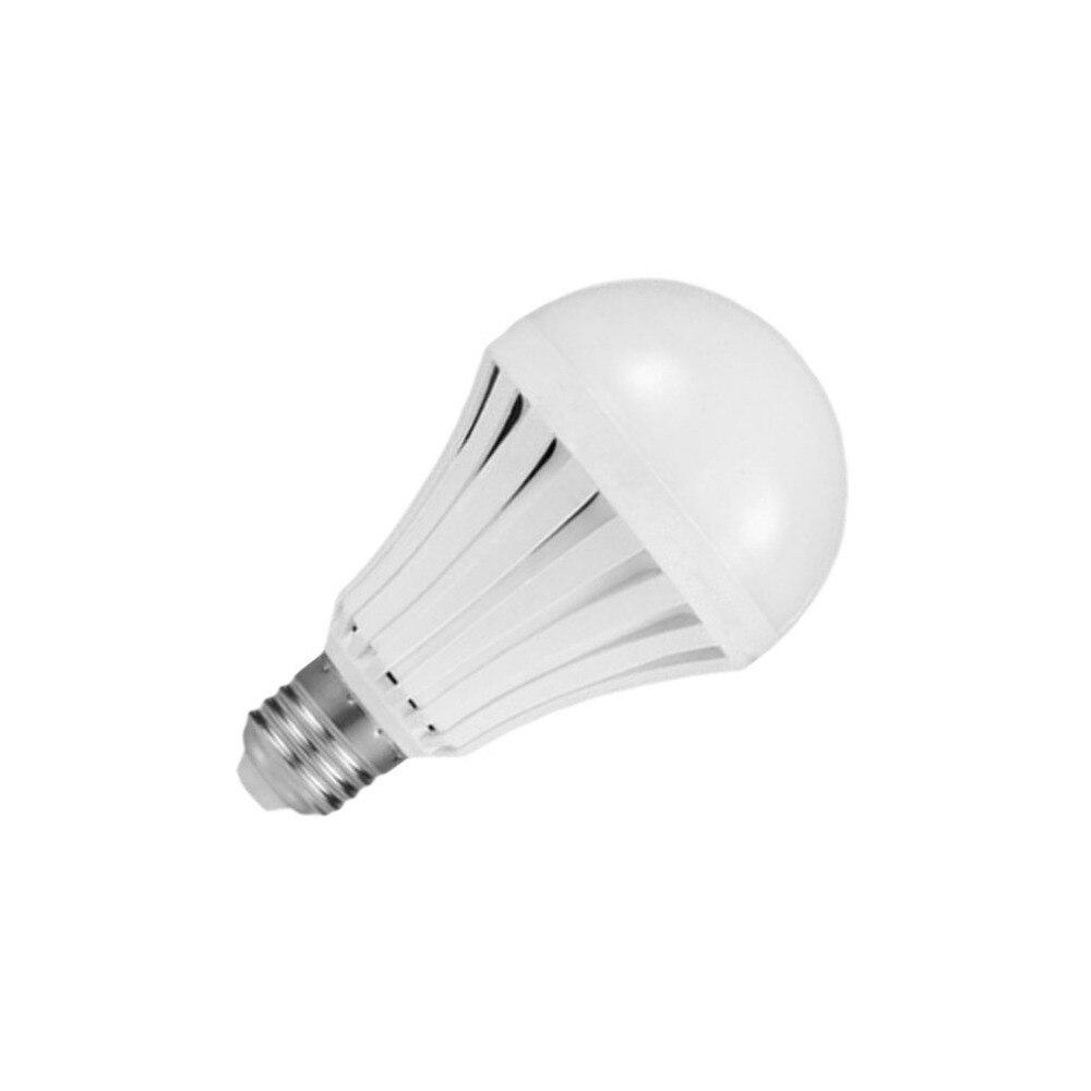 ICOCO 1 Pc 5W LED Emergency Bulbs E27 B22 Bulb Rechargeable Lighting ...