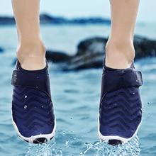 Nye Style Water Shoes Mænd Sommer 2017 Top kvalitet Svømning Og Yoga Mænd Surf Aqua Beach Sokker Sko