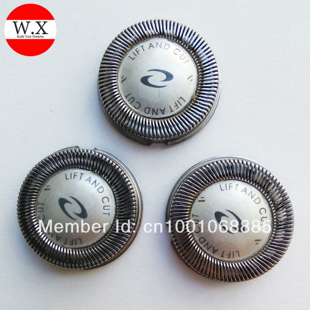 3pcs Replacement Shaver Head For HQ56 HQ55 HQ48 HQ3 HQ85 HQ6695 Free Shipping