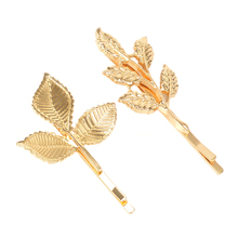Hot Hair Cuff Clip Jewelry Hairpin Women Accessories Gift Star Leaf Drop Shipping High Quality