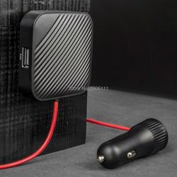 USB удлинитель автомобильное зарядное устройство Автомобильное переднее и заднее сиденье автомобильное зарядное устройство Модель Holden Trax
