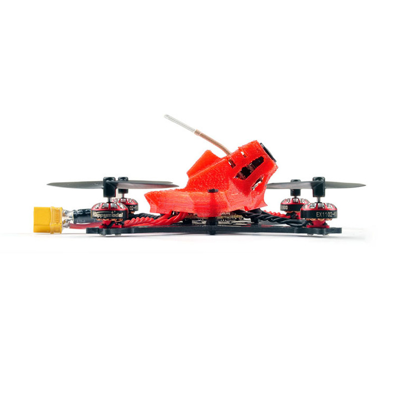Image 4 - Happymodel Sailfly X 2S  3S Micro FPV Racer Mini Drone Crazybee F4 PRO V2.1 AIO Flight Controller 1102 Brushless Motor-in Parts & Accessories from Toys & Hobbies
