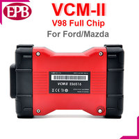 Yüksek Kalite VCM2 V98 Araba Teşhis aracı için mazda/Ford desteği 2014 Araç IDS VCM 2 Çoklu dil ücretsiz kargo