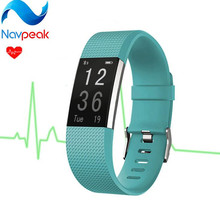 1pc Activity Tracker with Heart Rate Monitor Bluetooth Smart Watch Wireless Smart Bracelet Sleep Monitor for