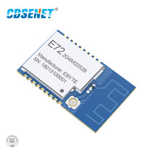 CC2640 2.4 ghz Bluetooth Module Wireless rf Module CDSENET E74-2G4M04S IO Port Low Power 2dBm Bluetooth 4.2 2.4GHz Receiver цены