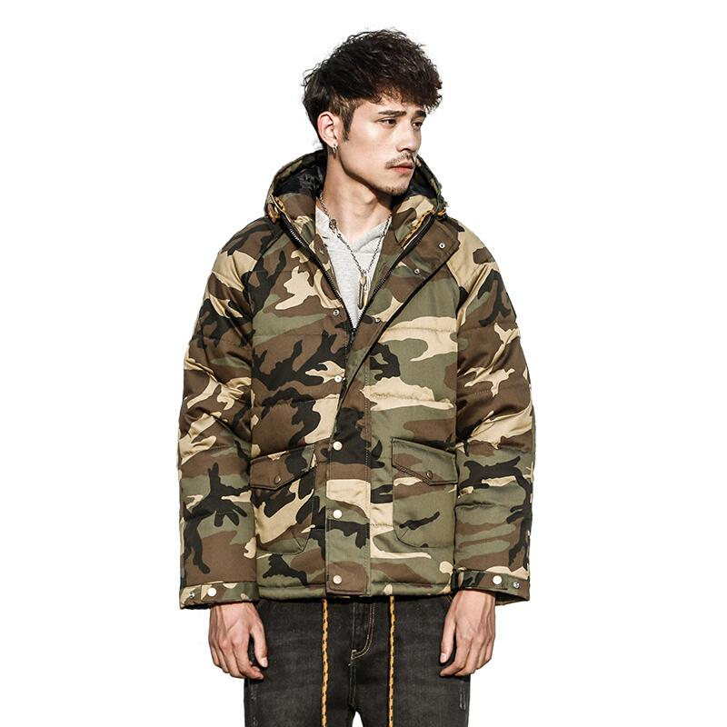 Hunting Hiking Tactical Jacket Men Women Camouflage Climbing Outdoor Jackets Windproof Thicken Military Cotton Warm Winter Coats(China)