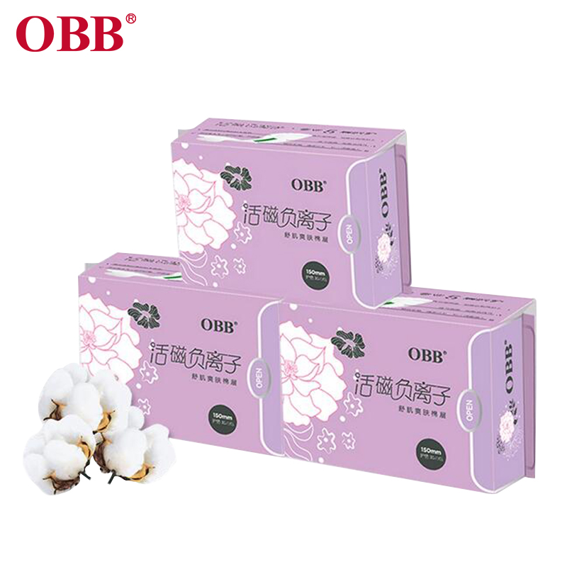 OBB Two Packs Women's Tampons Light Abosorbency 32pcs Vaginal Sanitary Napkins Pads Health Care Feminine Hygiene Products 19