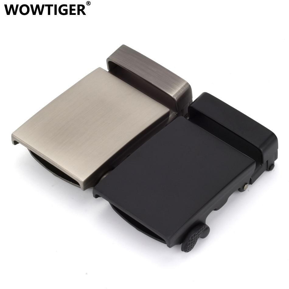 WOWTIGER High Quality Alloy Automatic Belts Buckles 35mm Boucle De Ceinture Ebilla Cinturon Buckle Boucle Ceinture