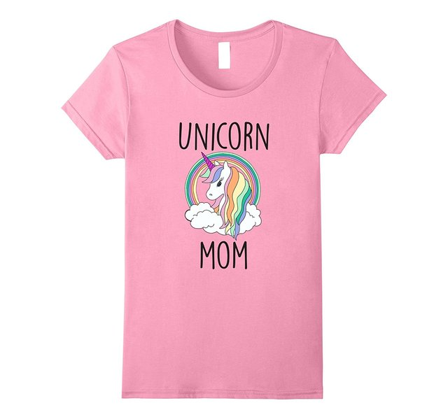 1cf5211b0 Unicorn Mom Cute Funny Unicorn T Shirt Funny Tracksuit Grunge Femme Clothing  Print Tshirts for Women The Top Tee