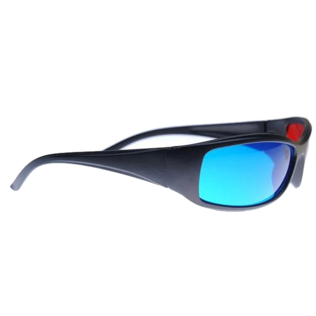 60265de72c SCLS Red blue Cyan Anaglyph Simple Style 3D Glasses 3D movie game-Extra  Upgrade