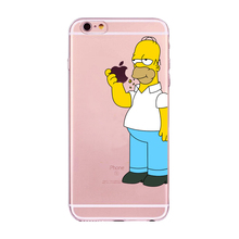 Homer Case for iphone 6 6s 5 5s SE 7 plus