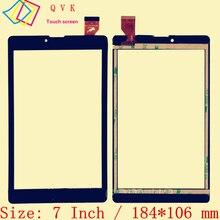 Черный 7 дюймов для DIGMA OPTIMA 7100R 3g TS7105MG планшетный ПК емкостный сенсорный экран стекло дигитайзер панель