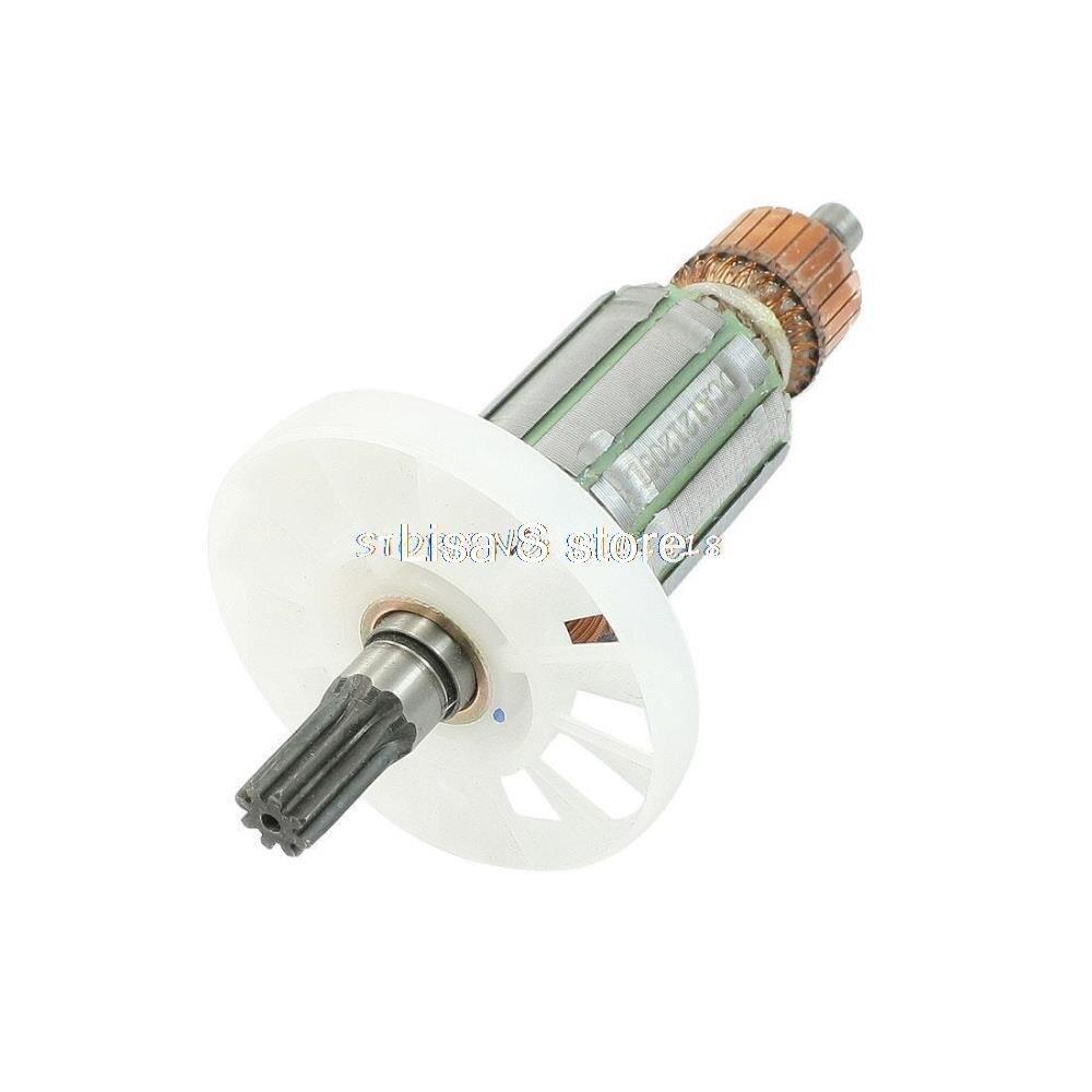 AC 220 V outil électrique 8 dents moteur électrique Rotor pour Hitachi 38E marteau électrique