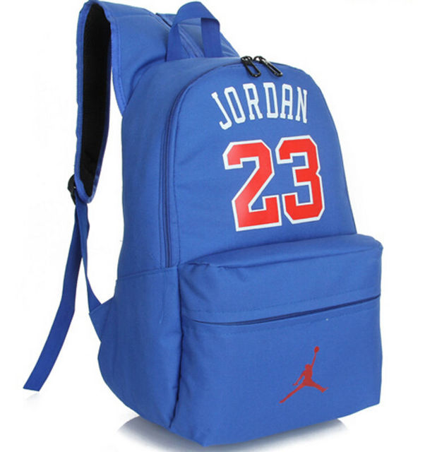 3e8e4af3f431 Michael Jordan 23 Backpack School Bag Outdoor Backpack Laptop Bags ...