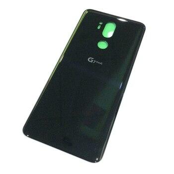 Оригинальный новый аккумулятор задняя крышка корпус дверь стекло для LG G7 ThinQ G710 T с клейкой лентой