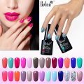 Belen 10ml UV Gel Nail Polish Top Coat Base Coat Gel Lak Varnishes Gelpolish UV Lamp Vernis Semi Permanent Gel Lak