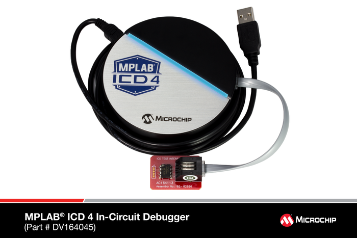 DV164045 MPLAB ICD4 Original NEW 4 Generation New Products
