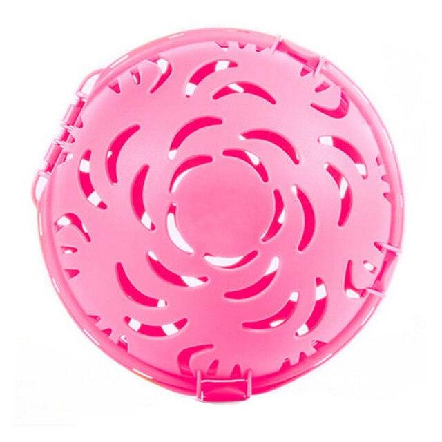 1 pz Conveniente Bubble Bra Double Ball Saver Lavatrice Bra Lavanderia Lavaggio