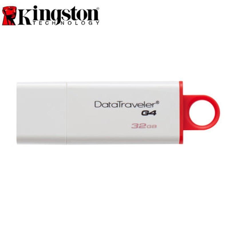Original Kingston Data Traveler Generation 4 USB 3 0 Flash Disk USB Flash Drives DTIG4 16GB