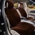 Artificial fur accesorios coche megane 2 duster car housse siege voiture duster capa para banco de carro sandero car seat cover