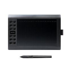 GAOMON M106K - Professional 10 Inches Graphic Tablet for Drawing with USB Art Digital Tablet 2048 Levels Pen