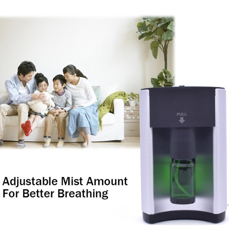 Nebulizing Pure Essential Oil Aromatherapy Diffuser Premium Home Professional Wonderful 11 2