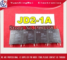 5 pces JD2 1A 12vdc jd2 1a JD2 1A 12VDC 12 v 16a galanz dip4