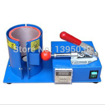 Portable Digital Cup Mug Heat Press Machine Digital Mug Press Machine 1 set portable digital mug heat press machine cup heat press diy creative tool 220v 110v