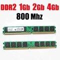 Memória RAM DDR2 4Gb 2Gb 1Gb 800 / DDR2 800 Mhz para a AMD e todos do desktop DDR2 2Gb PC2 6400 memória RAM - de boa qualidade