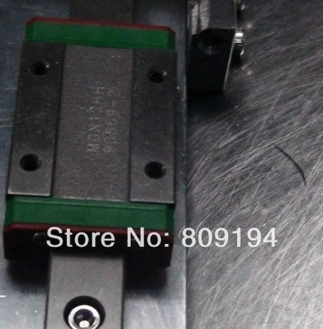 HIWIN MGNR 750mm HIWIN MGR12 linear guide rail from taiwan free shipping to france hiwin from taiwan linear guide rail