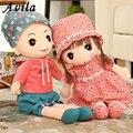 1pc 45cm/60cm/75cm New RagDoll Stuffed Dolls Plush Phyl Plush Wedding Rag Doll Cute toys Sweet Model Girl's Kids Birthday Gift