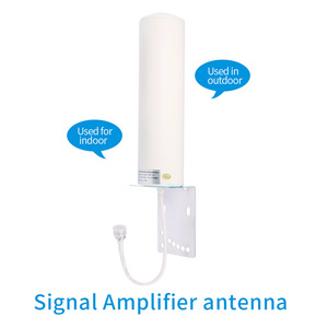 Image 3 - 3g 4g Outdoor Antenna 2600 Antenna 12DBi with N Female 700 2700MHz for GSM CDMA DCS WCDMA Cell Phone Signal Repeater Booster