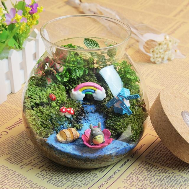 Mini Micro Landscape Handmade Creative Gifts To Send Girls Boyfriend