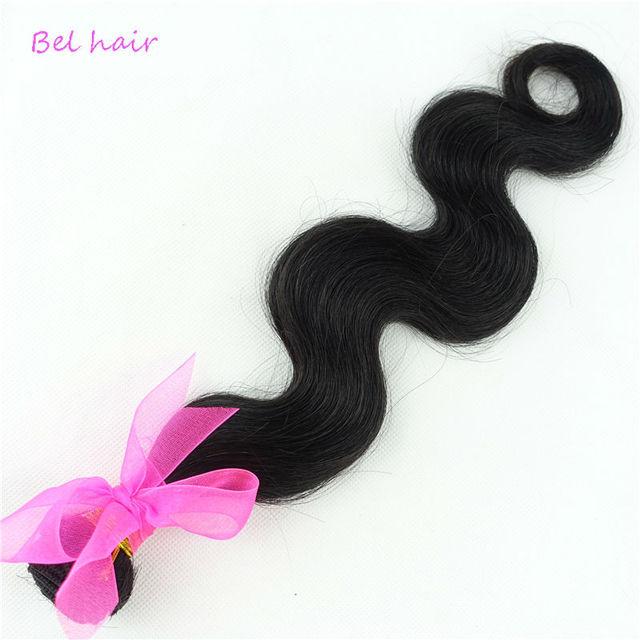 Объемная волна девственницы бразильские волос необработанные человеческие реми утка волос 1 bundle расширения ткацкого