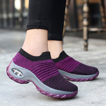 Women sneakers 2019 new breathable mesh woman shoes convenie