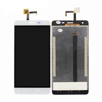 White LCD Screen For Oukitel K6000 PRO LCD Display Touch Screen Digitizer Assembly Replacement Part For