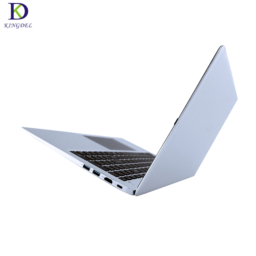 15.6 Inch Laptop Backlit Keyboard Core I7 6500U Independent Graphics 1920*1080 Laptop Ultraslim Netbook With 8GB RAM 256GB SSD