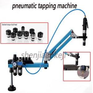 Image 1 - Pneumatische Tapping Machine Tikken Capaciteit M3 M12 Rocker Tikken Machine Universele Draad Tikken Machine Frame 400 Rpm 1 Pc