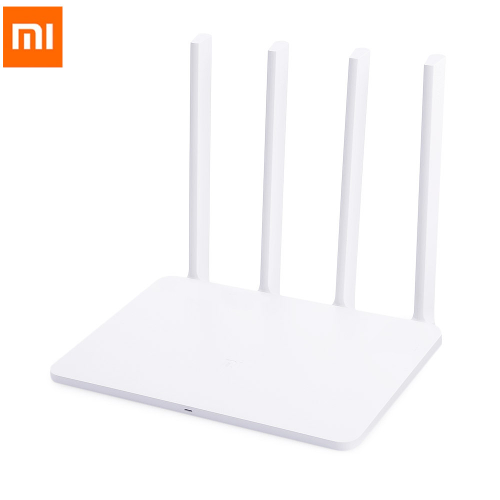 Original Xiaomi Mi WiFi Router 3G 1167Mbps 2.4GHz / 5GHz Wireless WiFi Router Dual Band 128MB ROM 100m Portable Xiaomi Router