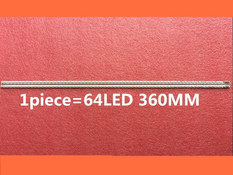 2 Teile/los FÜr Haier Le32b90 Artikel Lampe 30331564206 30331564205 Bildschirm Hv320wx2-268 1 Stück = 64led 360 Mm