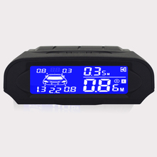Car LCD Parking Sensor Kit Display for all cars parking car