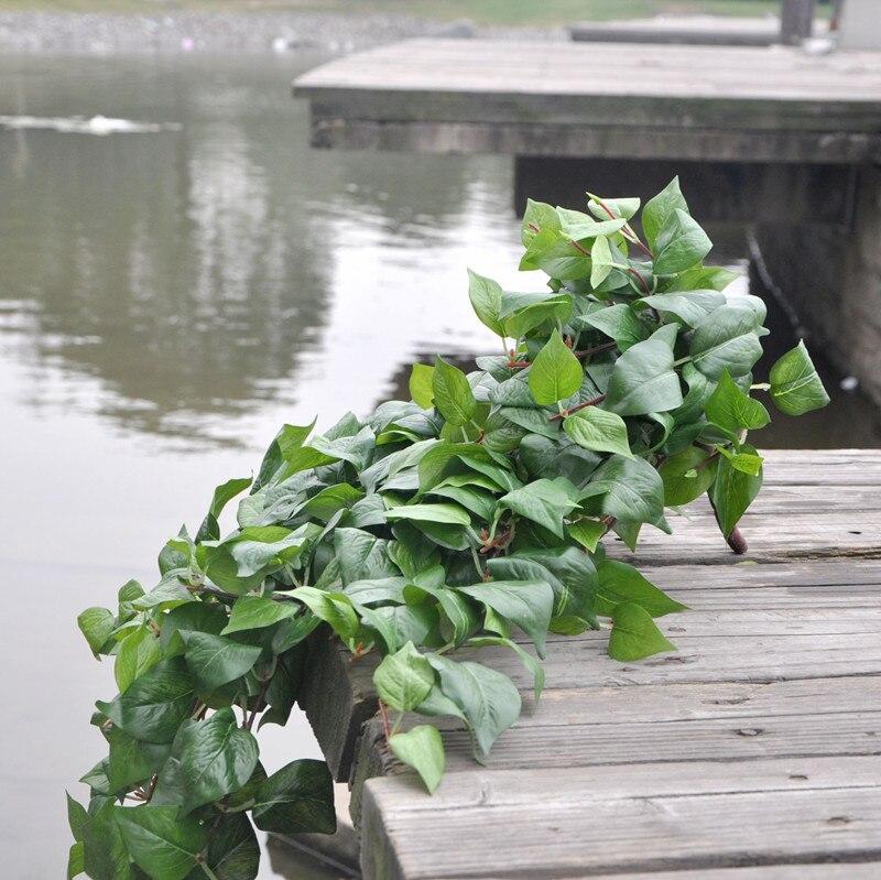 120cm Artificial Ivy Leaf Fake Garland Plastic Vine