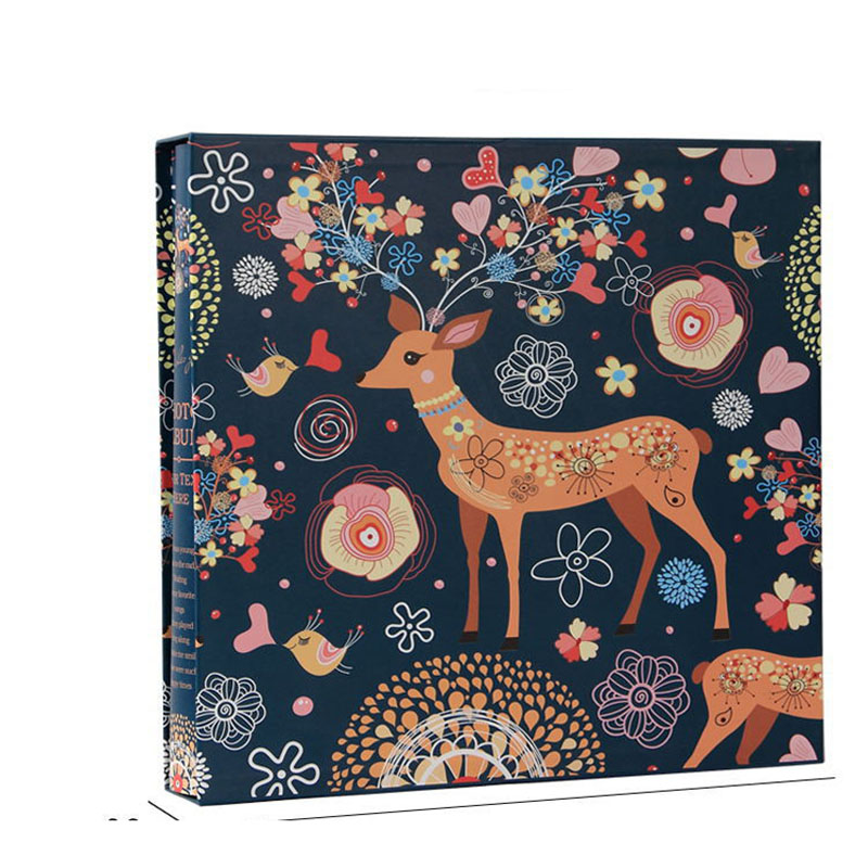 Boxed Photo Albums: Aliexpress.com : Buy 2017 Large Capacity Interstitial