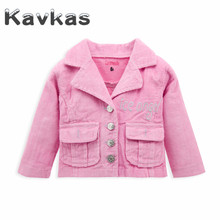 Spring/summer children 's Baby Girls Hooded Beikinyuans